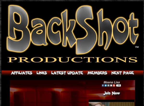 Backshot Productions Trial Discount