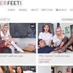 Buy Loveherfeet.com Account