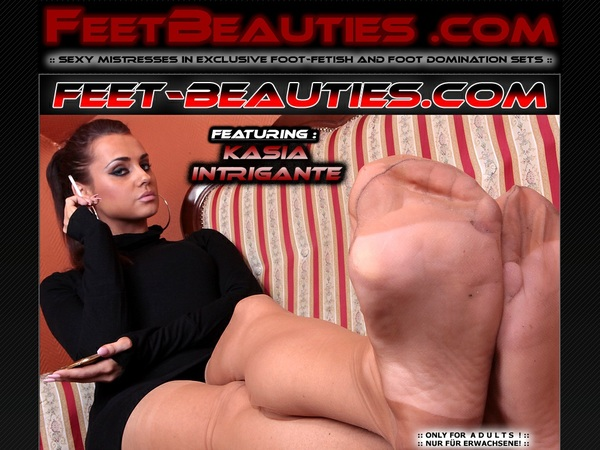 Feet-beauties.com Payment Page