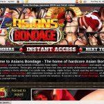 Free Trial Asians Bondage Membership
