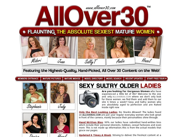 Login For All Over 30 Original