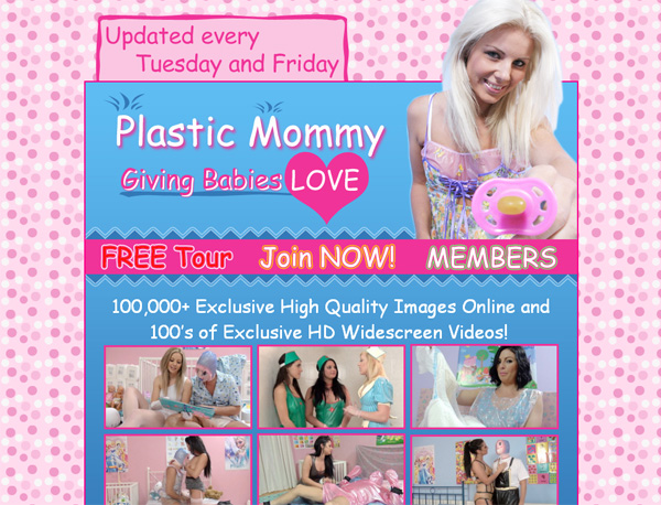 Plastic Mommy Porn