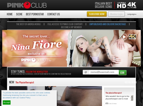 Premium PinkO Club Accounts