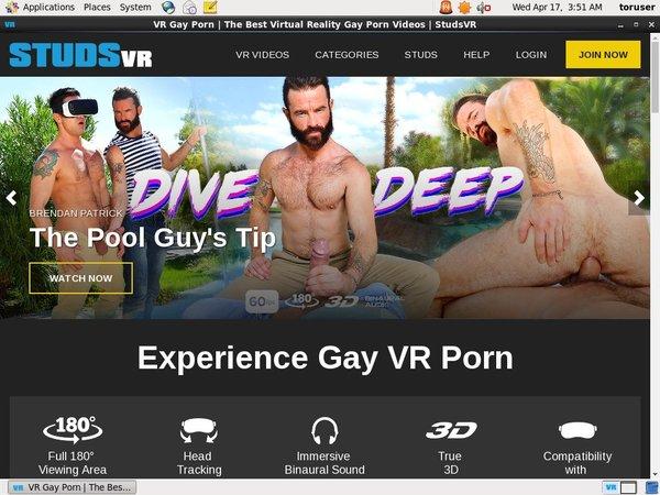 Studs VR Idealgasm Deal