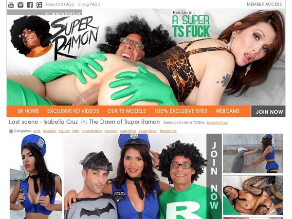 Super Ramon Free Mobile