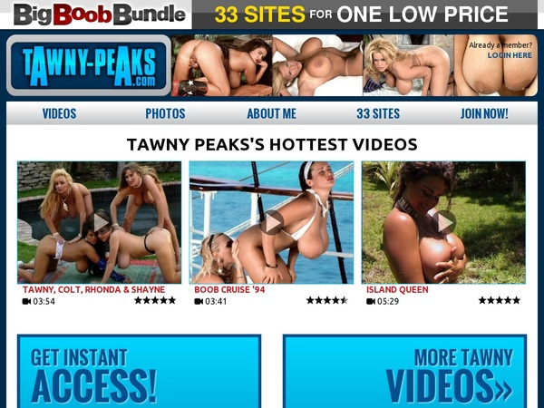 Tawny-peaks.com With Master Card