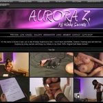 Auroraz Signup Page