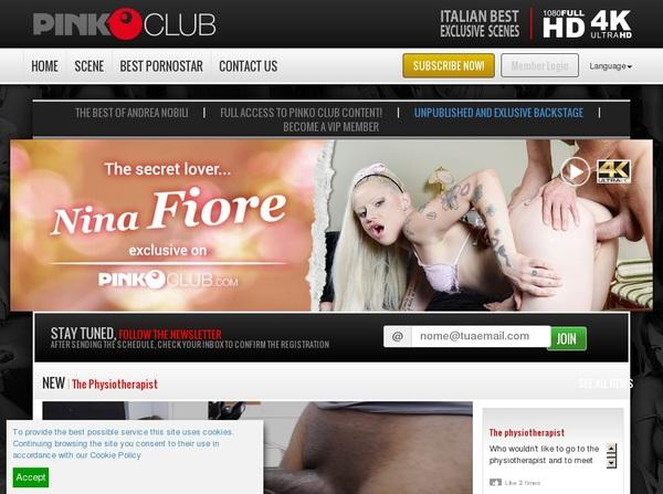 Get PinkO Club Discount Membership