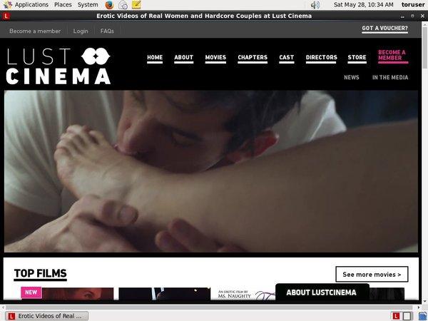 Lust Cinema Discount Site