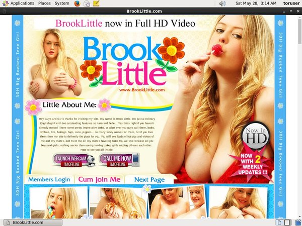 New Free Brooklittle Accounts
